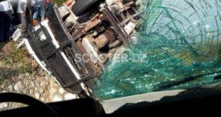 Accidents de la circulation : 38 morts et plus de 1.000 blessés en une semaine