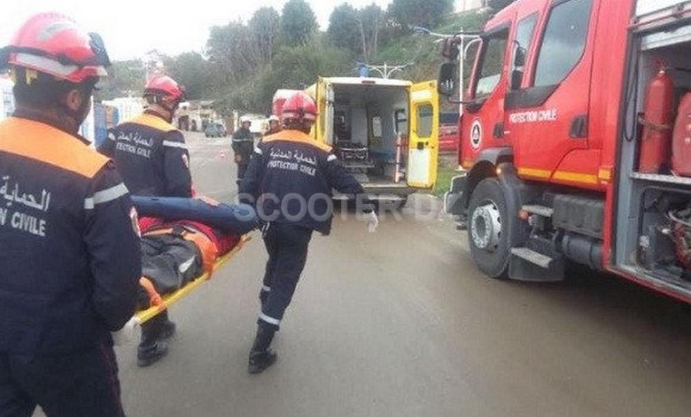 Accidents de la route : 37 morts et 1.345 blessés en une semaine