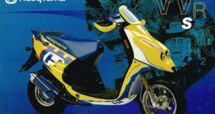 Et si Husqvarna se mettait au scooter électrique ?