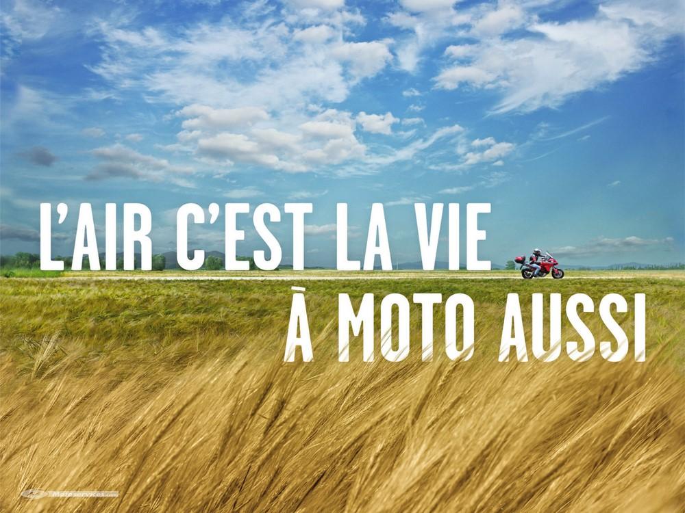 Accidentalité moto : La sécurité routière lance son Plan Airbag