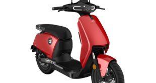 Super Soco CU-X : un nouveau scooter électrique équivalent 50