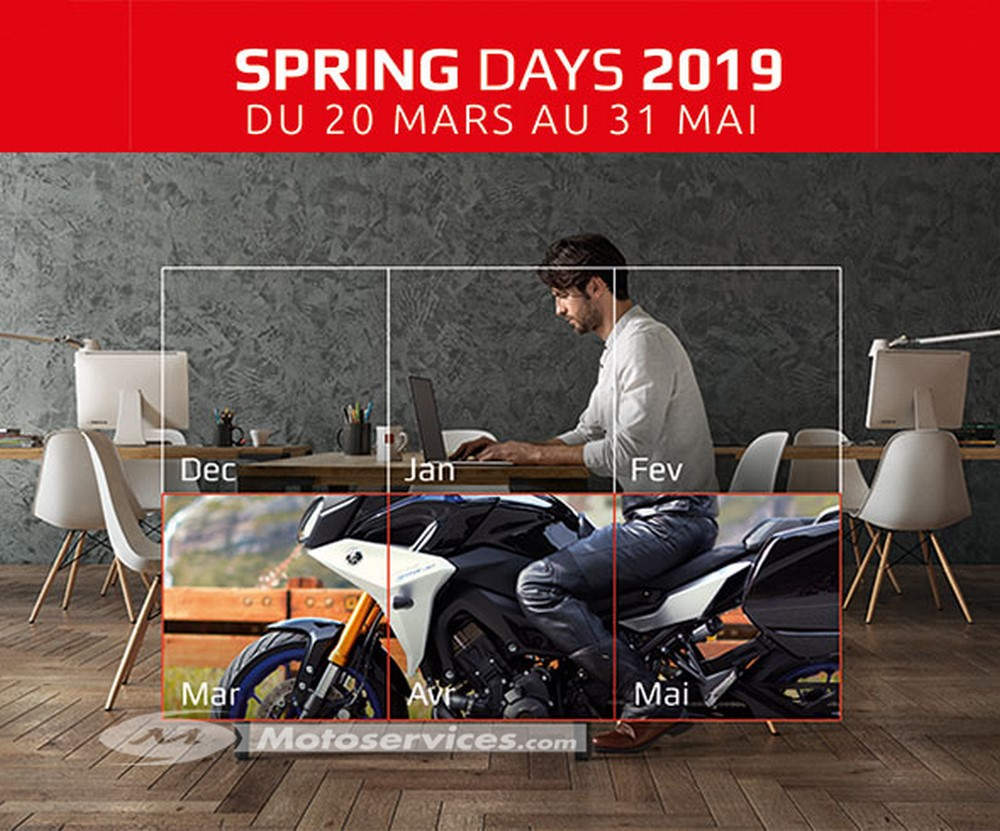 Yamaha Spring Days