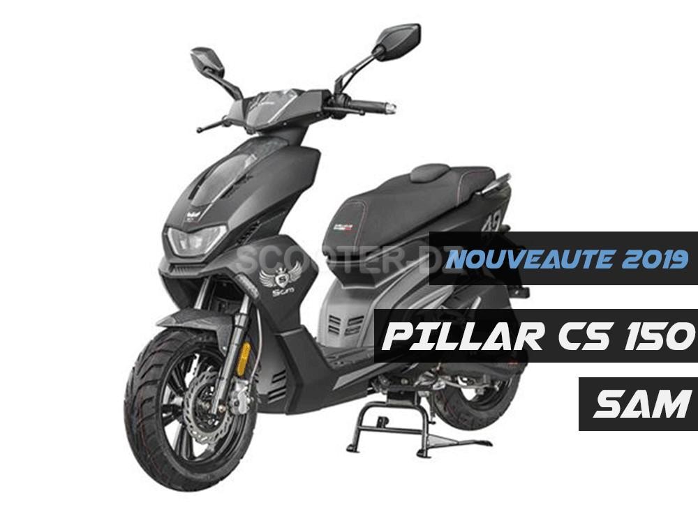 SAM Algérie : S-PILLAR 150 CS, détails, disponibilité et tarif 2019