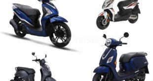 SYM Algérie : disponibilité scooters et tarifs pour le mois d'avril 2019