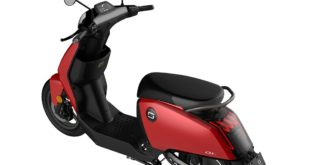 Ducati : un scooter électrique Vmoto - Super Soco pour bientôt ?
