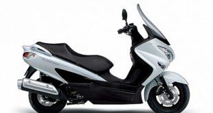Un nouveau Suzuki Burgman 125 en approche ?