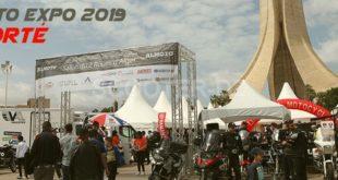 ALMOTO EXPO 2019, la 3ème édition du Salon de la Moto reportée !