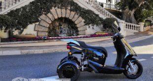 Trois-roues électrique eccity Model3 : 455 000 € levés !