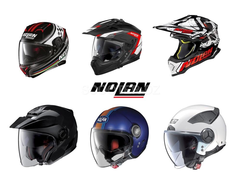 Nolan Algérie : collection 2019, tous les modèles de casque avec leur tarif