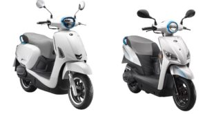 Kymco : les scooters électriques New Like et Nice bientôt dispo