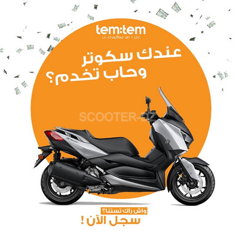 """Tem:Tem recrute des chauffeurs """"scooters"""" ce vendredi 10 mai 2019"""