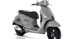Vespa : les GTS Supertech 125 et 300 enfin disponibles