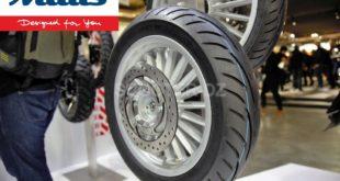 """Mitas Algérie : nouvel arrivage de pneus scooters """"Touring Force SC"""""""
