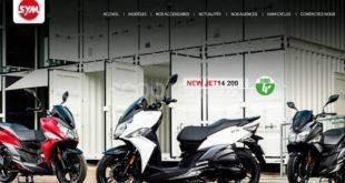 SYM Algérie met en ligne son nouveau site web SymAlgerie.com