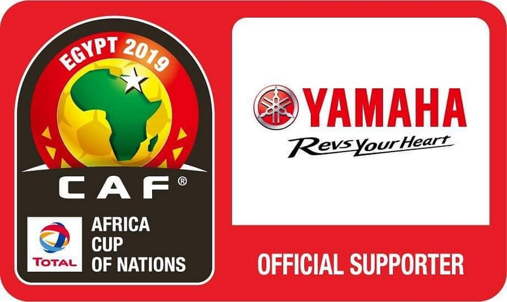 Yamaha Motor sponsor officiel de la Coupe d'Afrique des Nations 2019