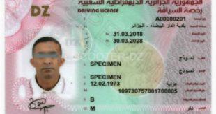 Généralisation du permis de conduire biométrique à toutes les communes du pays en août