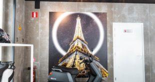 Niu Tour Eiffel a ouvert ses portes