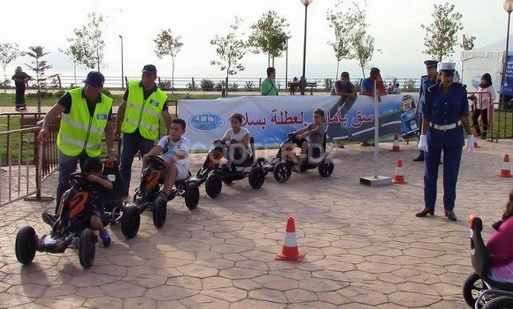 Une caravane de sensibilisation aux accidents de la route du 15 juillet au 30 août
