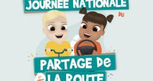 France : Première Journée nationale du Partage de la Route