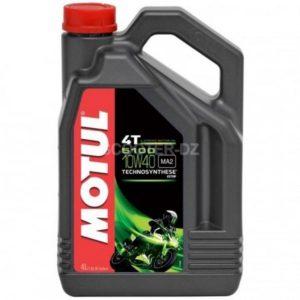 "Motul Lubrifiant 5100 : bidon de 4 litres ""10W40"" Techno-synthèse à 3.700 dinars"