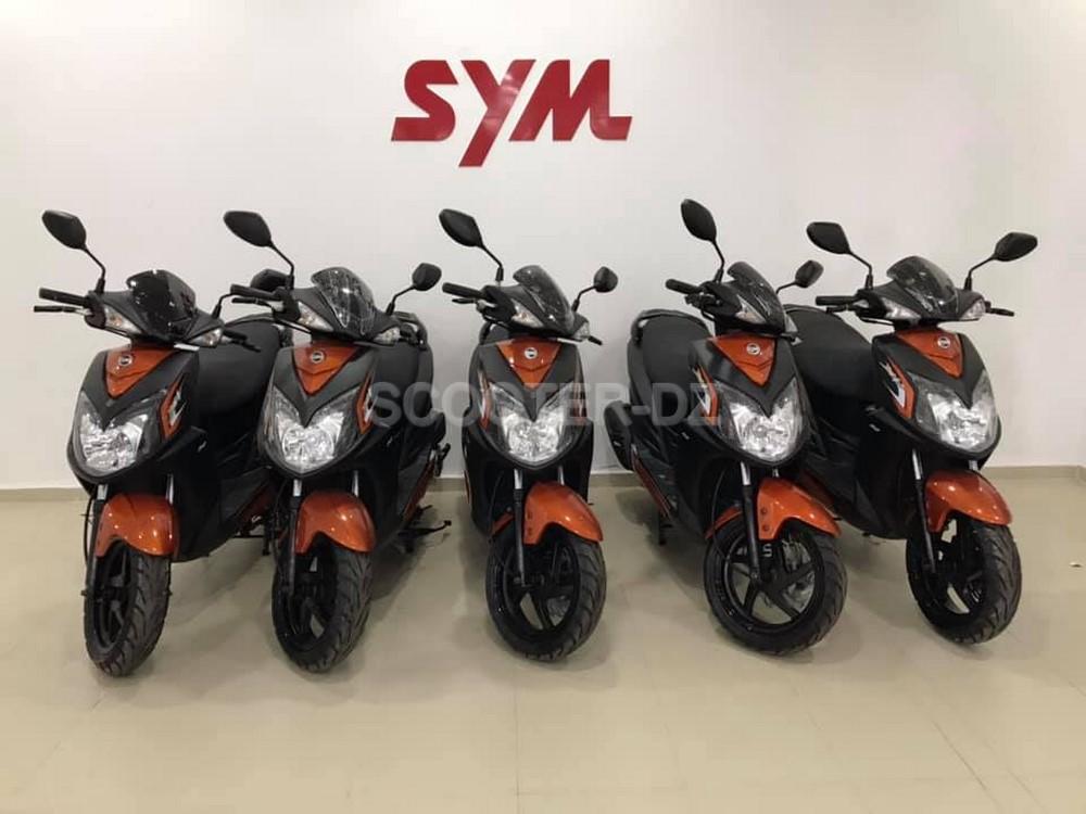 SYM Algérie : SYM JET 4 150 cc disponible à 221.000 dinars