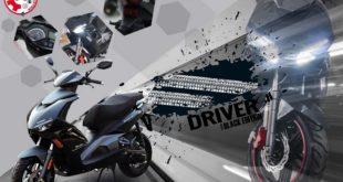 """VMS Industrie : édition spéciale du VMS Driver 150 """"Black Edition"""""""