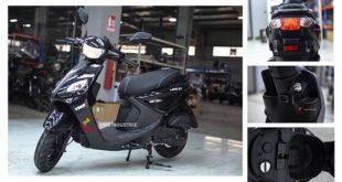 VMS Industrie : VMS Joc-i 125 disponible au tarif de 134.000 dinars TTC