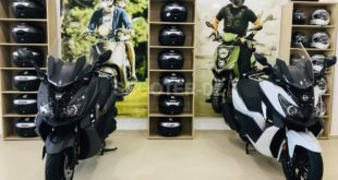 SYM Algérie : Tarif du maxi-scooter CruiSym 300i ABS en baisse !