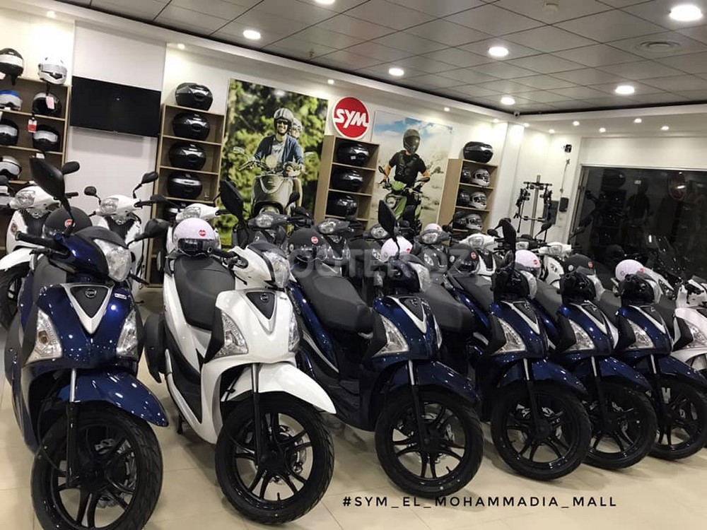 SYM Algérie : Symphony S 150 & ST 150 disponibles en concession !