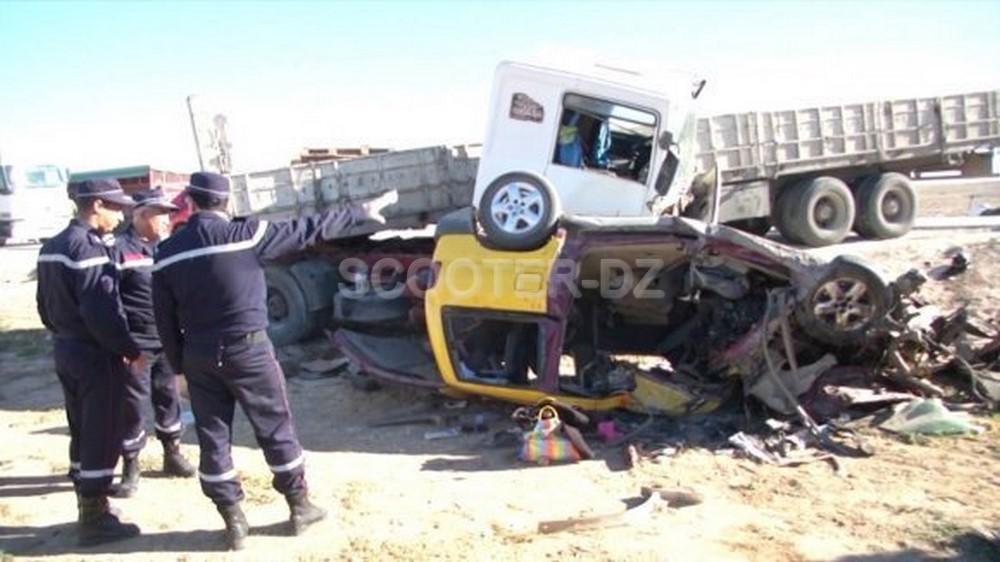 Accidents de la circulation : 28 morts et plus de 1.000 blessés