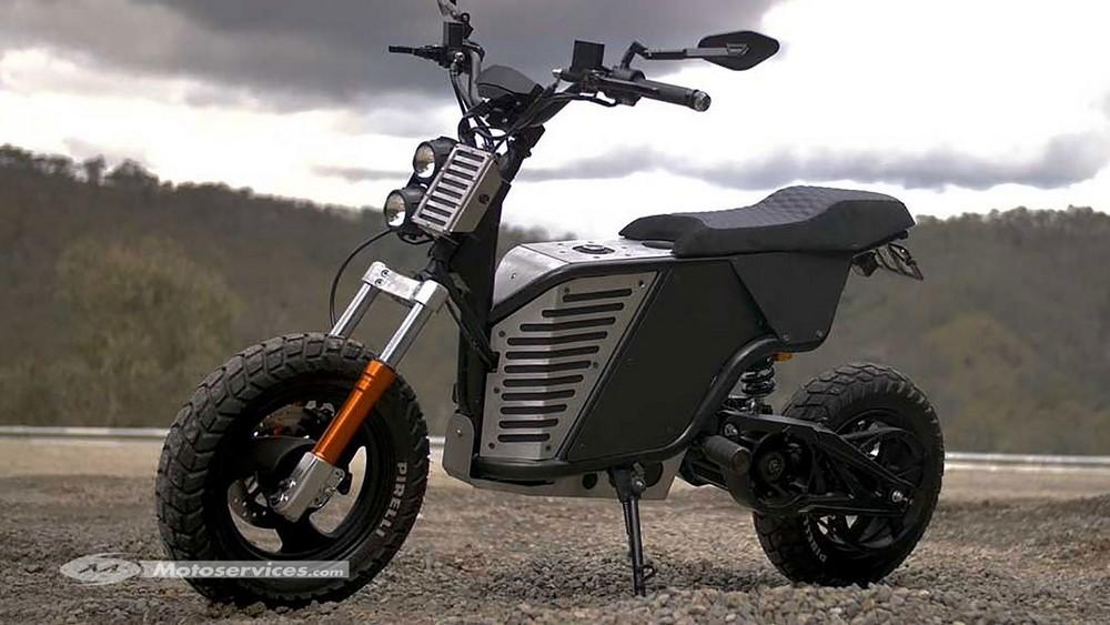 Fonzarelli NKD : l'électro-Booster de Mad Max ...