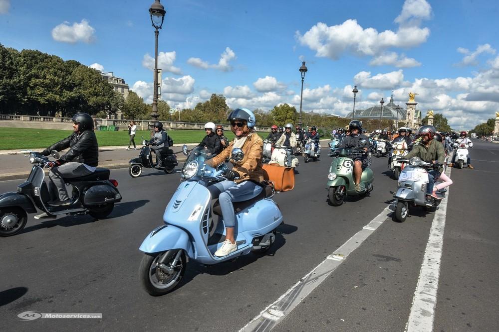 Le 14 septembre, tous à la Vespa Parade !