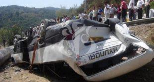 Accidents de la circulation : 40 morts et 1.349 blessés en une semaine