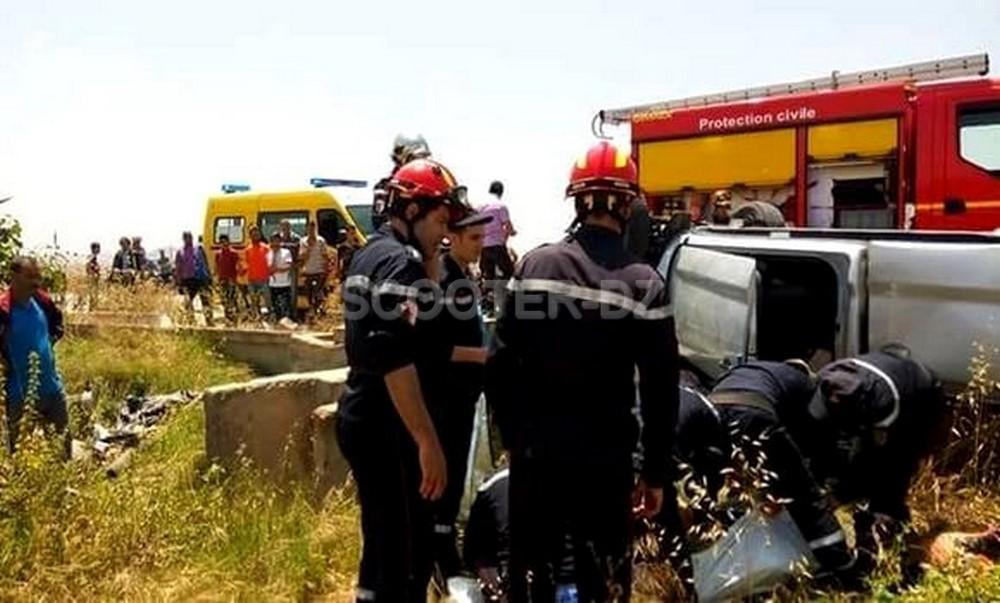 Accidents de la circulation : 44 morts et 1.502 blessés en une semaine