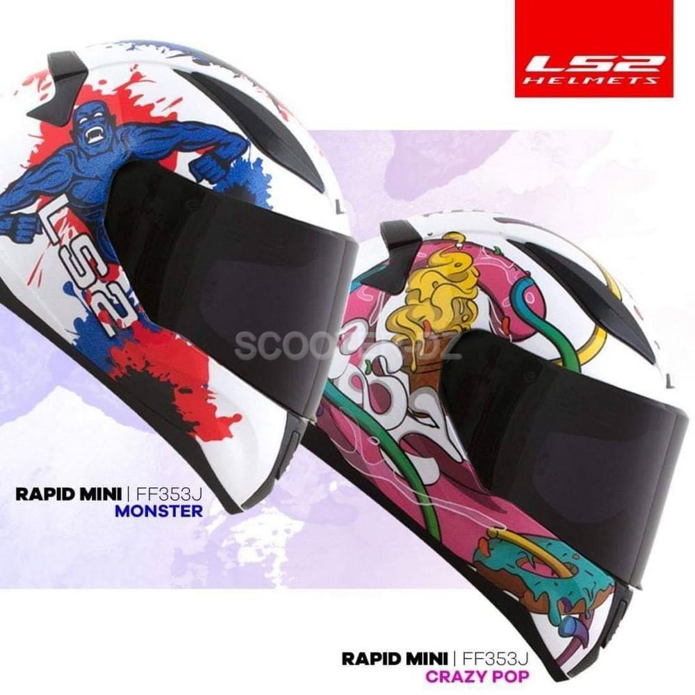 Idée Shopping : casques LS2 Helmets pour enfants à partir de 7.500 DZD