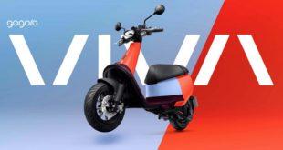 Gogoro Viva : mini scooter électrique personnalisable