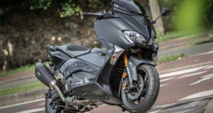 Un Yamaha Tmax 560 en 2020 ?