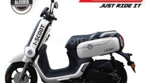 AS Motors i-SCOOT 110