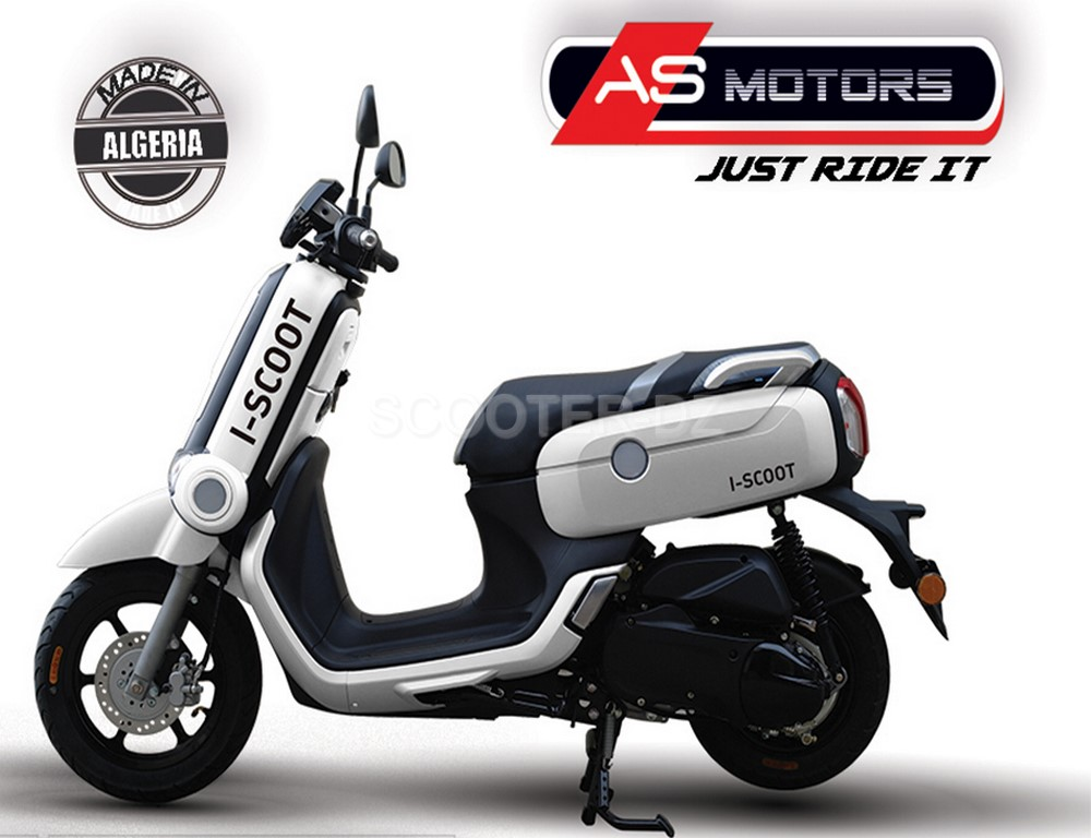 AS Motors i-SCOOT 110