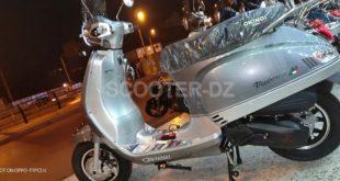 OKINOI Algérie : nouveau scooter rétro VICTORIA 3 150 à 167.000 DZD