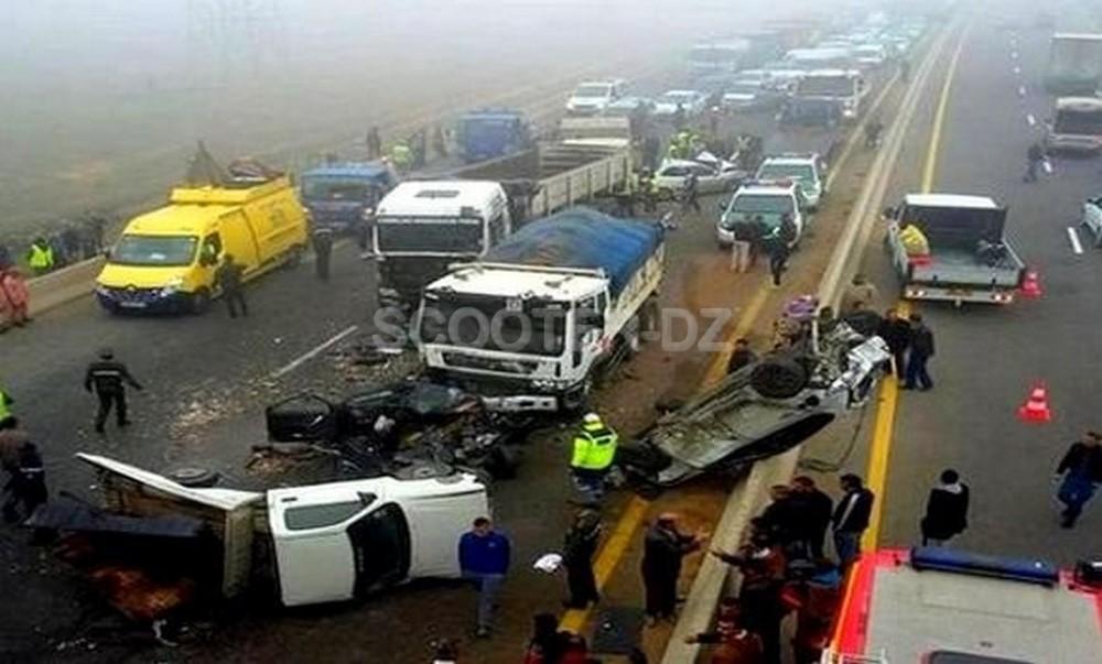 Accidents de la route : 2.849 morts au cours des dix premiers mois de 2019