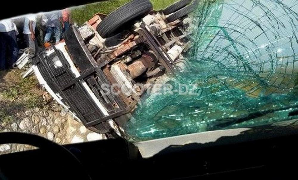 Accidents de la circulation : 24 morts et 1.109 blessés en une semaine