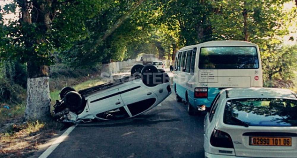 Accidents de la route : 9 morts et 290 blessés