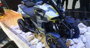 X-Qooder : le trail 4-roues