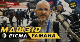 SAKER Kheireddine de Yamaha Algérie