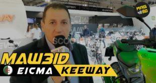 Rencontre avec SAIGH Abdelkarim de Keeway Algérie