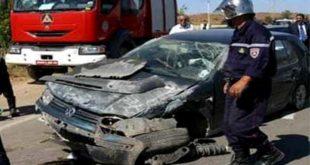 Accidents de la circulation : 29 morts et 1.172 blessés en une semaine
