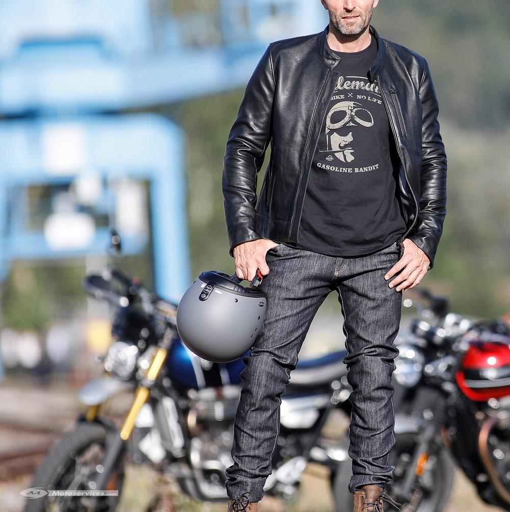 Jeans Vanucci Dyn : du high tech pour l'homme comme la femme