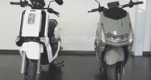 Nouveautés Scooters 2019 : AS Motors i-Scoot 110 et Cadillac 125