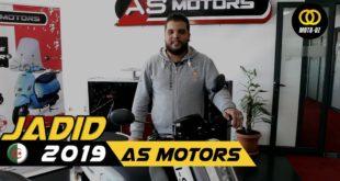 AS MOTORS : Toute la gamme 2019 et les promotions de fin d'année